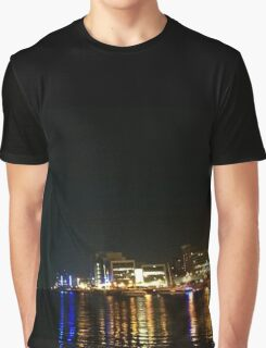 .City Lights. Graphic T-Shirt