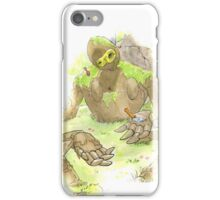 Guardian Bot iPhone Case/Skin