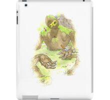 Guardian Bot iPad Case/Skin