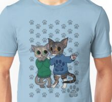 thesweatercats - Two Kitty Love Unisex T-Shirt