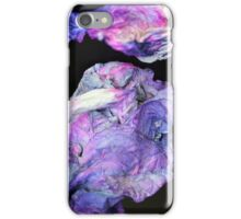 Purple Tissue iPhone Case/Skin