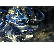 Saber Fate Stay Night Zero Photographic Print