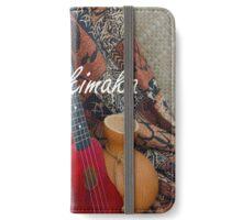 Mele Kalikimaka - Merry Christmas iPhone Wallet/Case/Skin