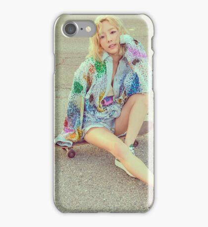 TAEYEON-STARLIGHT iPhone Case/Skin