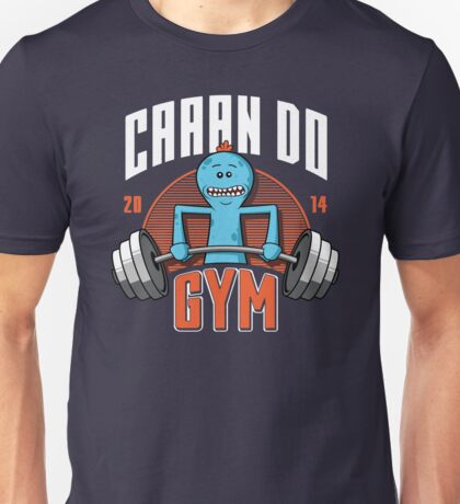 Can Do Gym Unisex T-Shirt