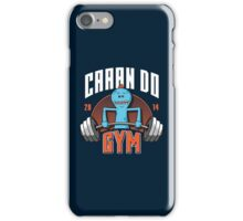 Can Do Gym iPhone Case/Skin