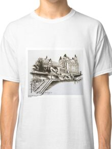 The Fairmont Chateau Laurier, Ottawa, Canada Classic T-Shirt