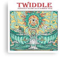 twiddle festivaly plump 2016 summer tour Canvas Print