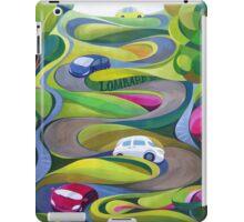 Lombard Street the Crookiest street  iPad Case/Skin