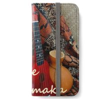 Mele Kalikimaka for a Merry Christmas iPhone Wallet/Case/Skin
