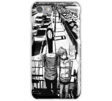 Punpun - posing iPhone Case/Skin
