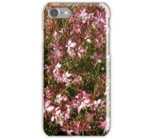 Bricks and Flowers iPhone Case/Skin
