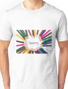 E-Learning Unisex T-Shirt