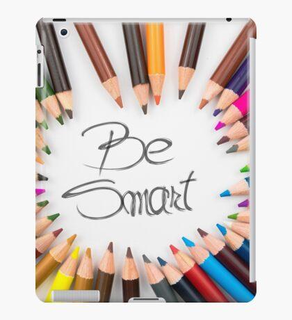Be Smart iPad Case/Skin