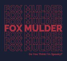 Fox Mulder Kids Tee