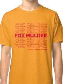Fox Mulder Classic T-Shirt