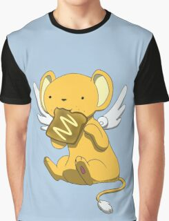 Buttered toast Graphic T-Shirt