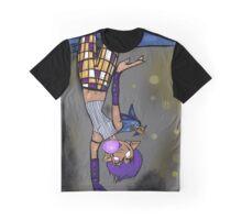 Bat Girl Graphic T-Shirt