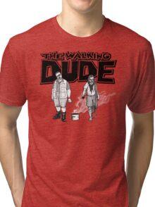 The Walking Dude Tri-blend T-Shirt