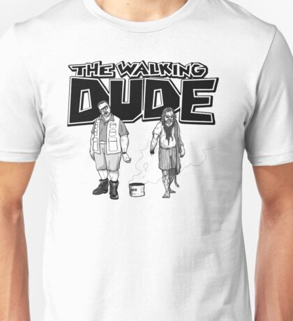 The Walking Dude Unisex T-Shirt