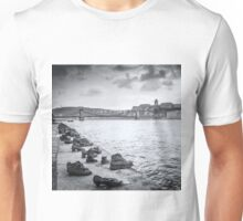 Holocaust Memorial - Shoes Over Danube, Budapest Unisex T-Shirt