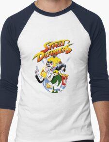 Street Defence Men's Baseball ¾ T-Shirt