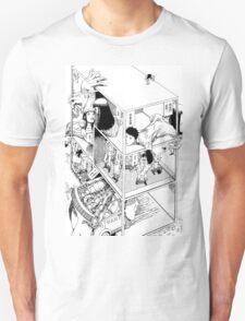 Shintaro Kago - Abstractions Unisex T-Shirt