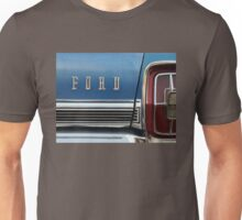 The 1967 Ford Galaxie 500 Unisex T-Shirt