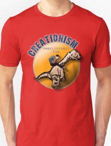 Creationism - unbelievable fun Unisex T-Shirt