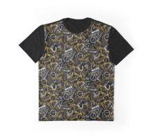 Music Doodle Graphic T-Shirt