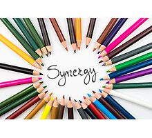 Synergy Photographic Print