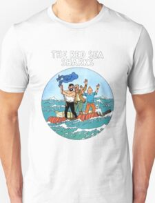 tintin and the red sea  Unisex T-Shirt
