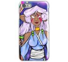 Elven Mage iPhone Case/Skin