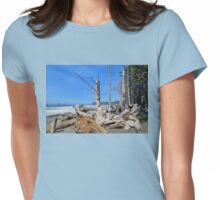 Driftwood  Womens Fitted T-Shirt