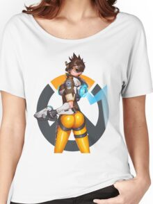 Tracer. Women's Relaxed Fit T-Shirt