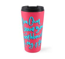 Toothbrush Travel Mug