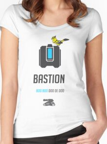 Bastion Women's Fitted Scoop T-Shirt