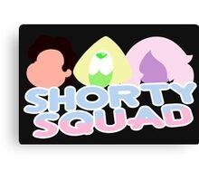 Steven Universe Shorty Squad Canvas Print