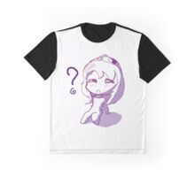 One Confused Chibi Graphic T-Shirt