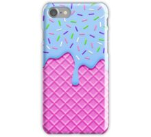 Psychedelic Ice Cream iPhone Case/Skin