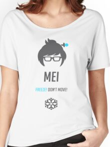 Mei  Women's Relaxed Fit T-Shirt