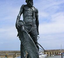 The Ancient Mariner by lezvee