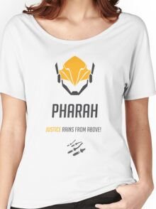 Pharah Women's Relaxed Fit T-Shirt
