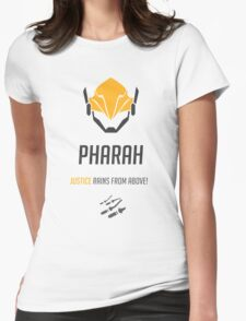 Pharah Womens Fitted T-Shirt