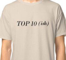 Top 10(ish) - Light Classic T-Shirt