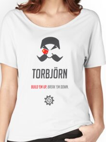 Torbjorn Women's Relaxed Fit T-Shirt