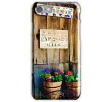 Helping Save the Environment iPhone Case/Skin