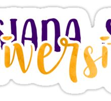 Louisiana State University - Style 1 Sticker