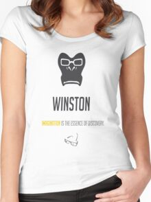 Winston Women's Fitted Scoop T-Shirt