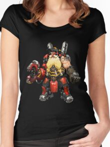 Torbjorn Women's Fitted Scoop T-Shirt